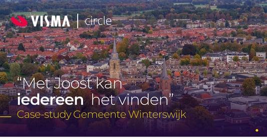 """""""Met Joost kan iedereen het vinden"""" (in Winterswijk)"""
