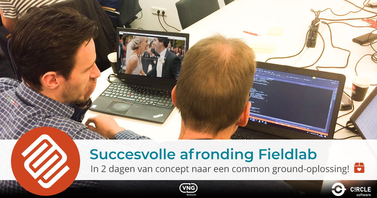 Succesvolle deelname aan Fieldlab Common Ground 2019