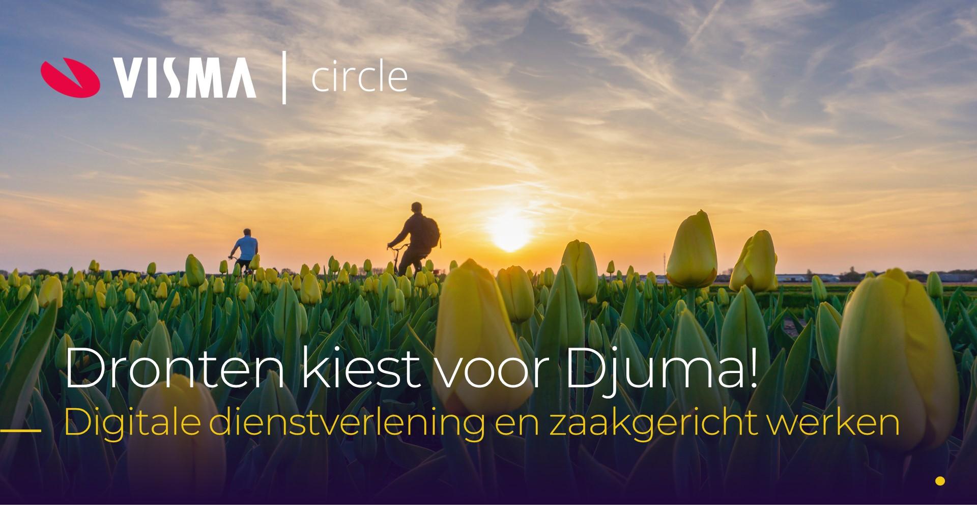Gemeente Dronten kiest voor Djuma van Visma Circle