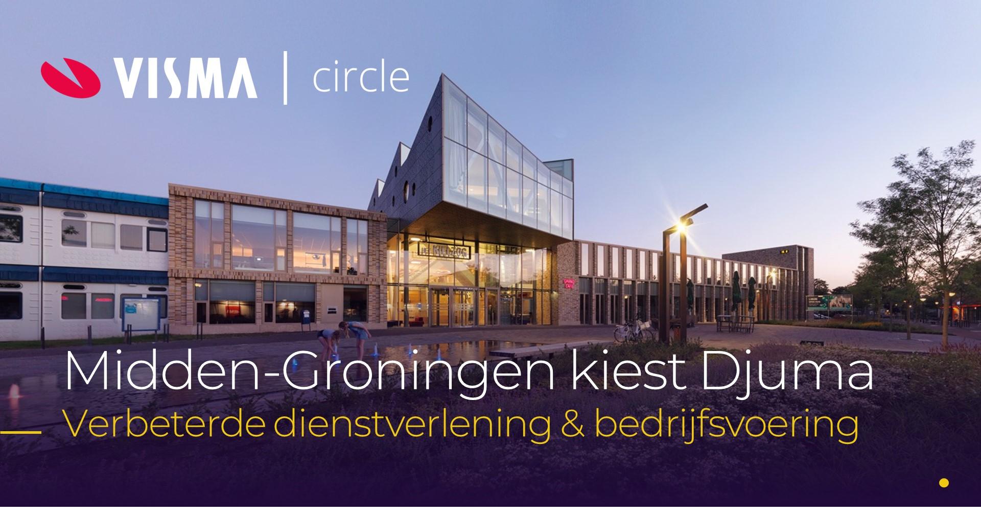 Gemeente Midden-Groningen kiest voor Djuma