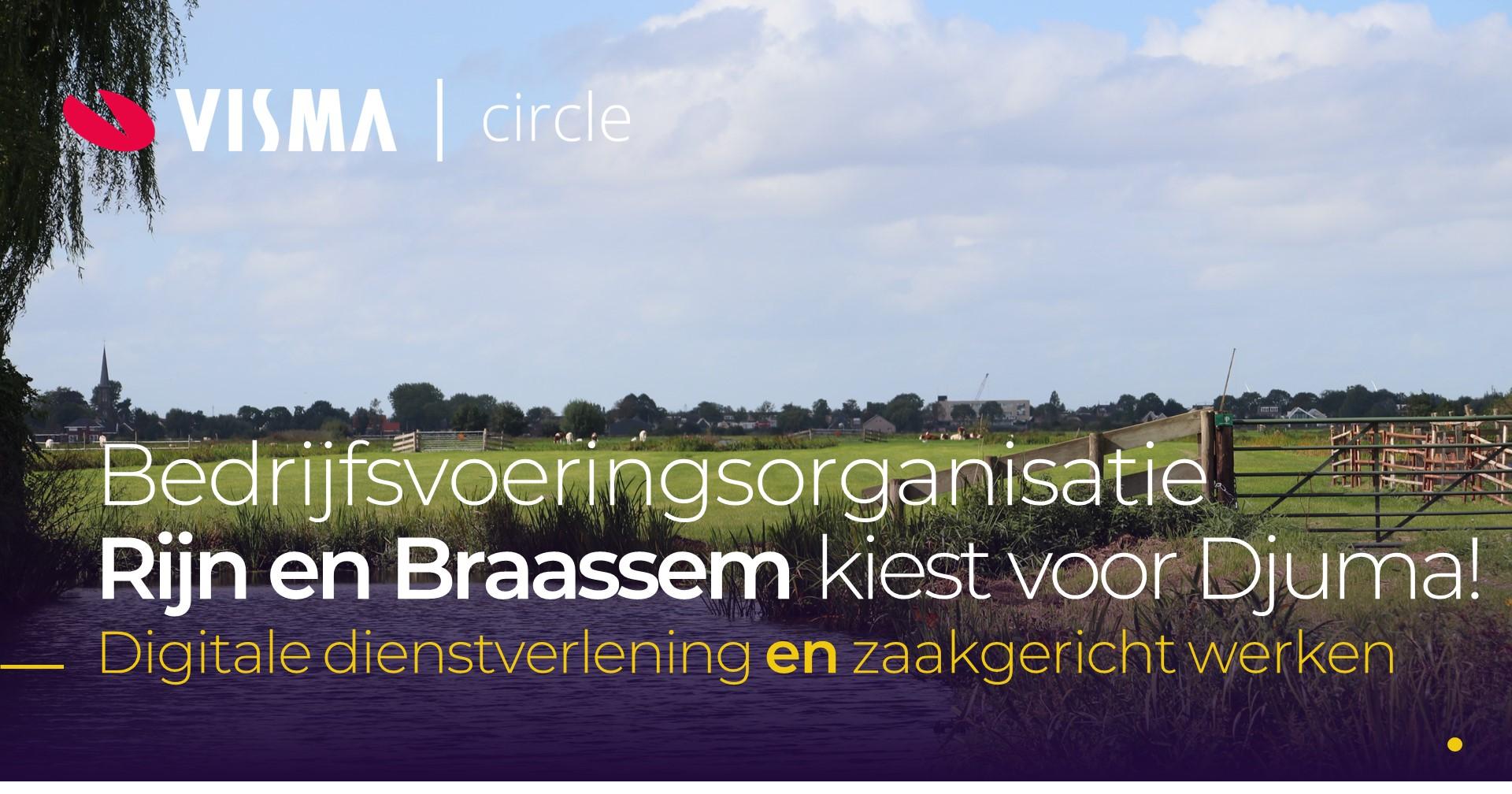 BVO Rijn en Braassem kiest voor Djuma van Visma Circle