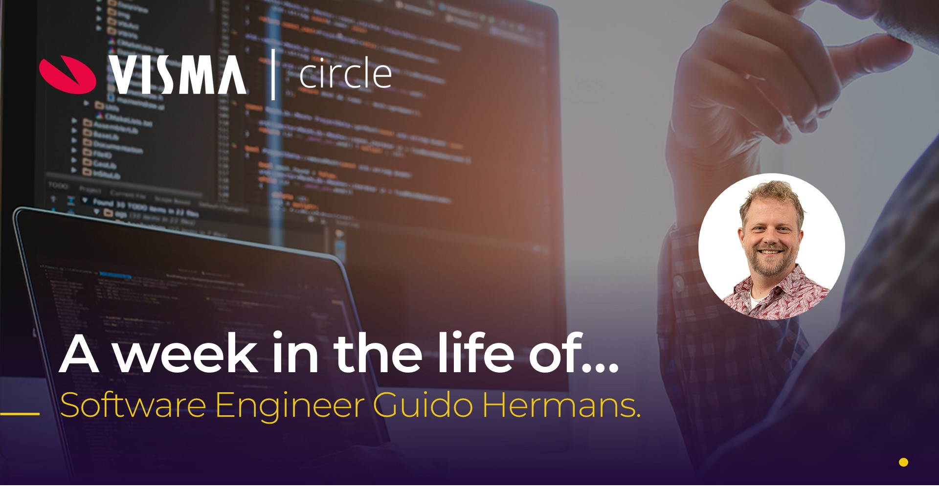 A week in the life of Software Engineer Guido